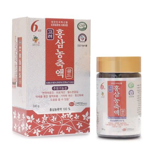 Cao Hồng Sâm Hàn Quốc Gold A 08