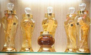 Cách chế biến nhân sâm Hàn Quốc ngâm rượu