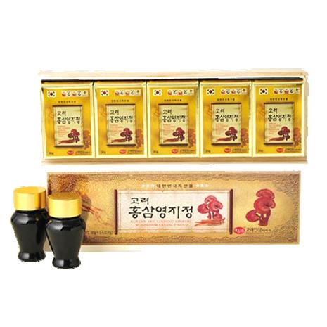 Cao Hồng Sâm Linh Chi Hàn Quốc V - 09 Hàn Quốc