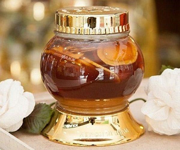 sâm tươi ngâm mật ong khi nào dùng được