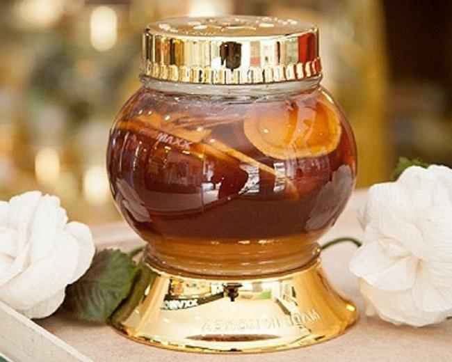 nhân sâm tươi Hàn Quốc ngâm mật ong