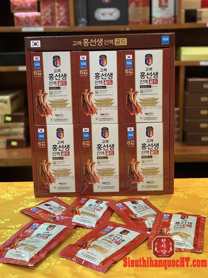 Nhân sâm tươi Hàn Quốc là tốt nhất không? Nuoc-hong-sam-daehan-han-quoc-doc-quyen