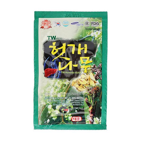 nước bổ gan giải rượu taewong