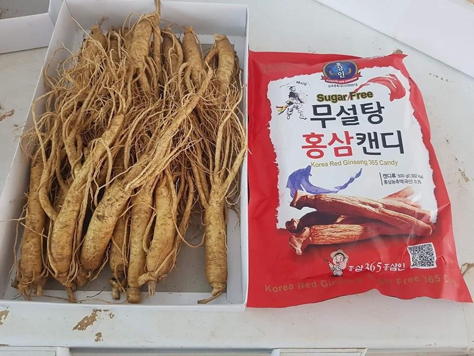 Nhân sâm tươi Hàn Quốc ngâm mật ong tác dụng gì??? Nhan-sam-tuoi-loai-10-cu