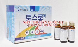 Loại thuốc chống say tàu xe Hàn Quốc nào tốt nhất