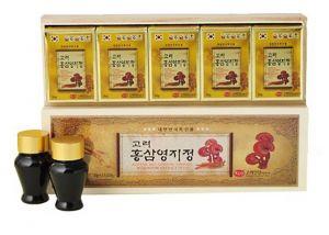 Cao chiết xuất linh chi Hàn Quốc có tác dụng gì với sức khỏe