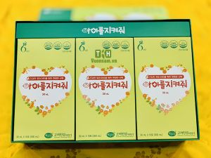 Cửa Hàng Mua Nước Sâm Hàn Quốc Cho Trẻ Em Uy Tín