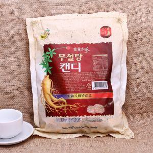 Tìm hiểu về Kẹo Sâm Hàn Quốc