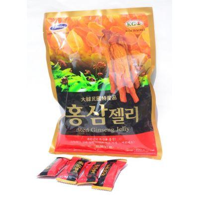 Kẹo Dẻo Hồng Sâm Mật Ong Jelly