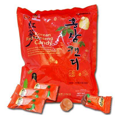 Kẹo Hồng Sâm 500g DAEDONG Hàn Quốc