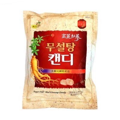 Kẹo Hồng Sâm Hàn Quốc Loại Không Đường 500g