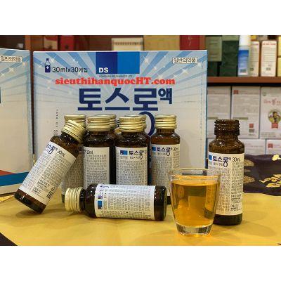 thuốc chống say xe Hàn Quốc