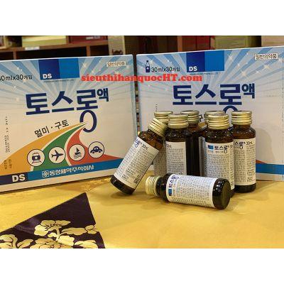 hình ảnh nước chống say xe Hàn Quốc dongsung