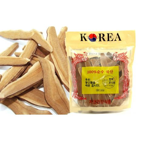 Nấm Linh Chi Thái Lát Hàn Quốc Đóng Bịch Loại 0,5 Và 1kg
