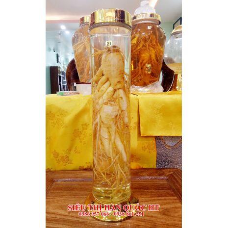 Bình Rượu Ngâm Sâm 3 Lít - N21