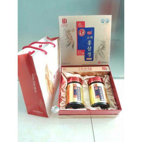 Cao Hồng Sâm Hàn Quốc KGS 480g x 2 Lọ