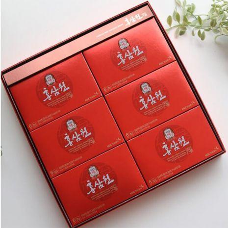 Nước Hồng Sâm Lon Gingseng Power 24 lon