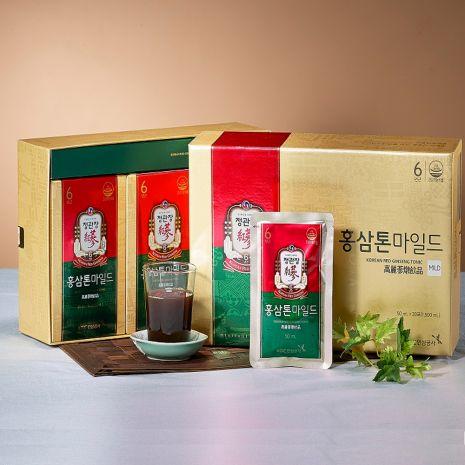 Nước Hồng Sâm KGC Hàn Quốc 50ml x 30 Gói Mild